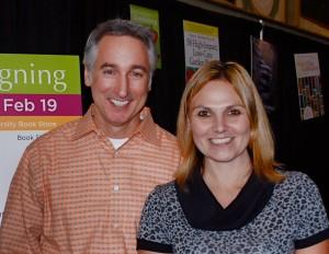 Joe Lamp'l and Julie Bonn Heath